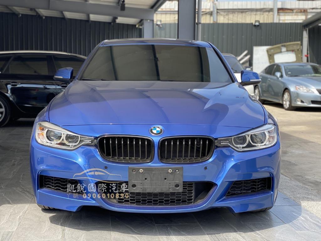2015年 BMW 328M