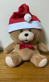 聖誕熊麻吉