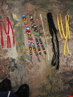 Belts & Suspenders BUNDLE💝