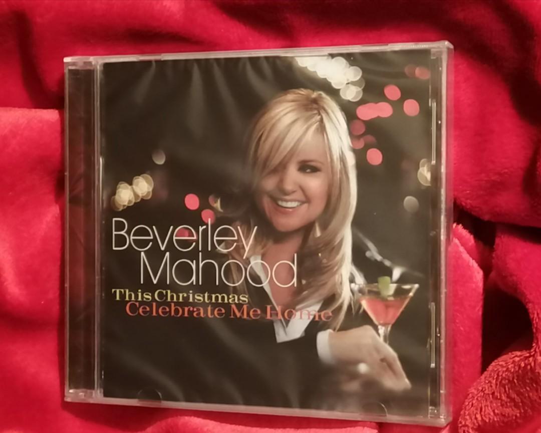 Beverley Mahood Christmas CD