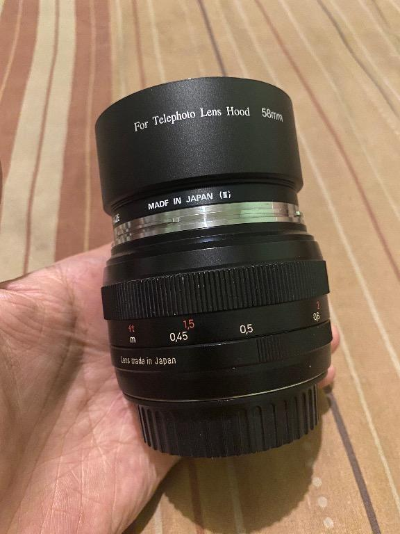 Carl Zeiss for Canon 50MM F/1.4 Planar T* ZE