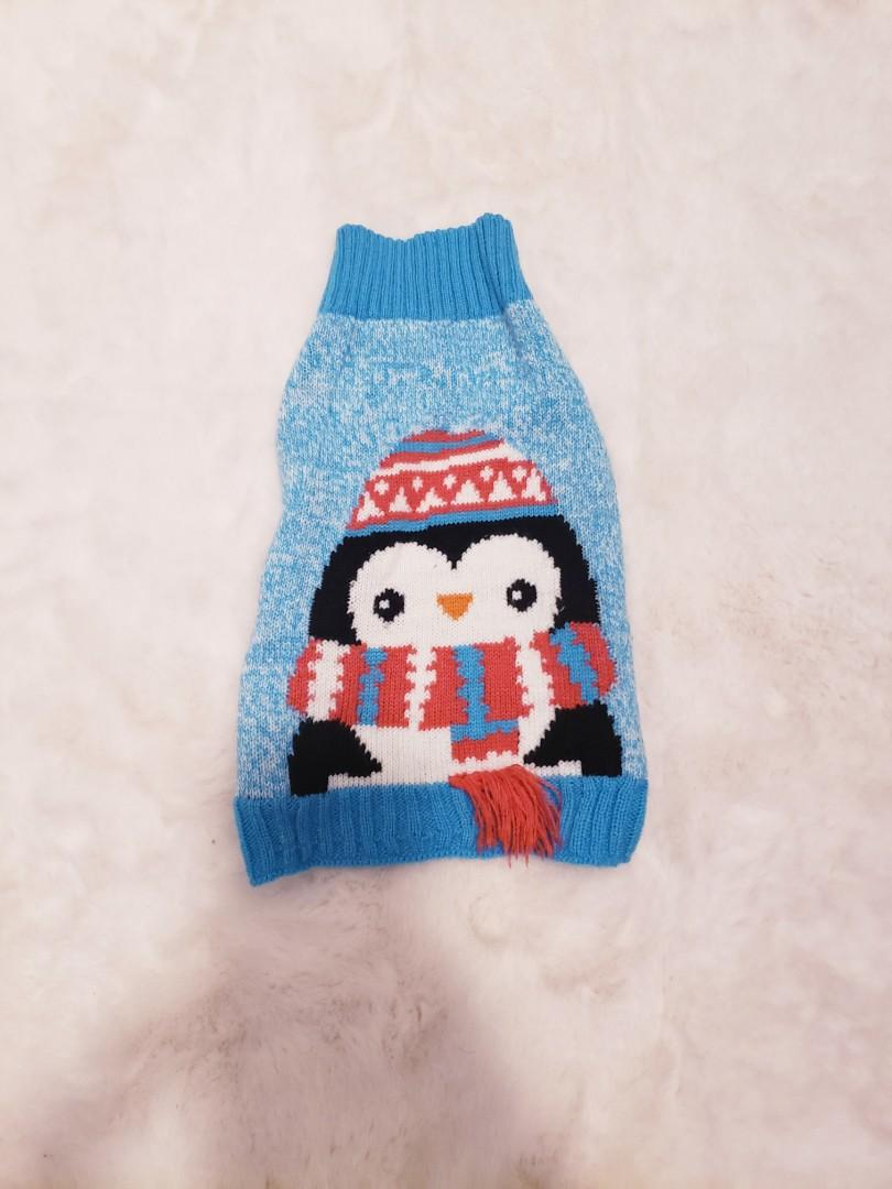 Dog Christmas Sweater - Size XS-S