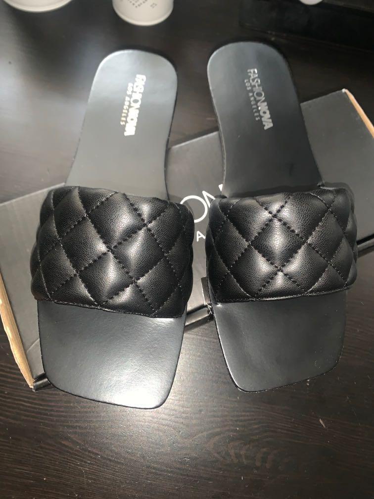 Fashion Nova slipper