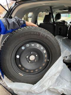 General Altimax Article 12 Winter Tires