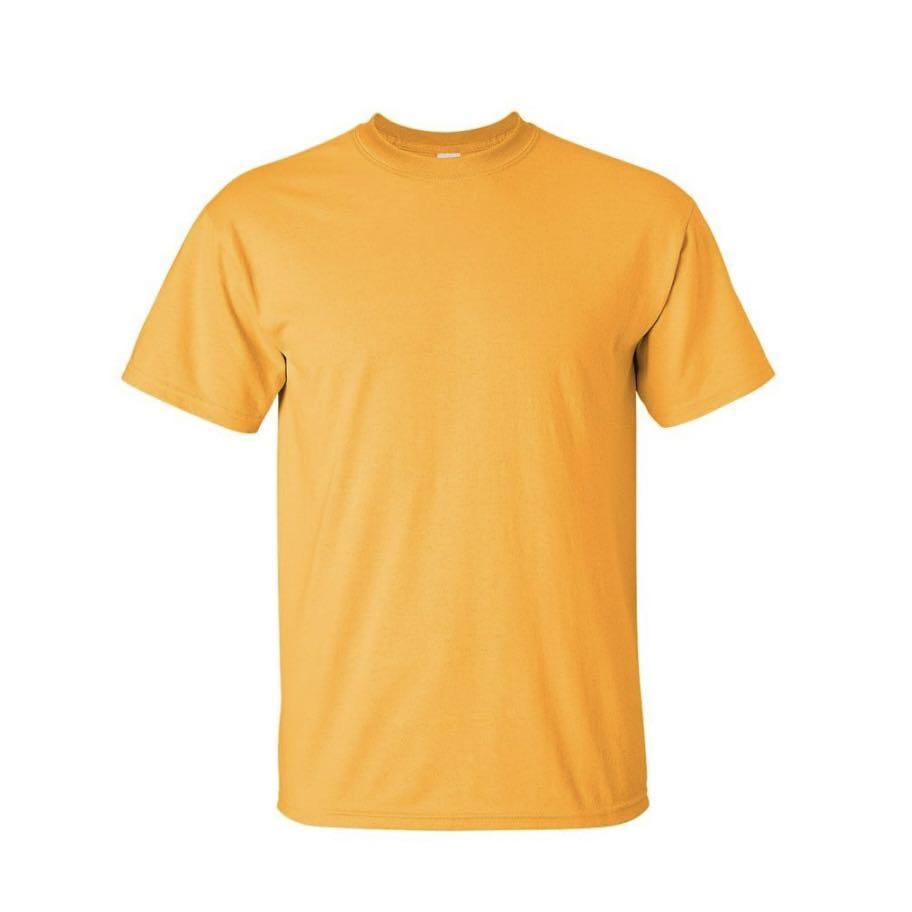 Gildan 2000 - Gold Adult Ultra Cotton T-Shirt