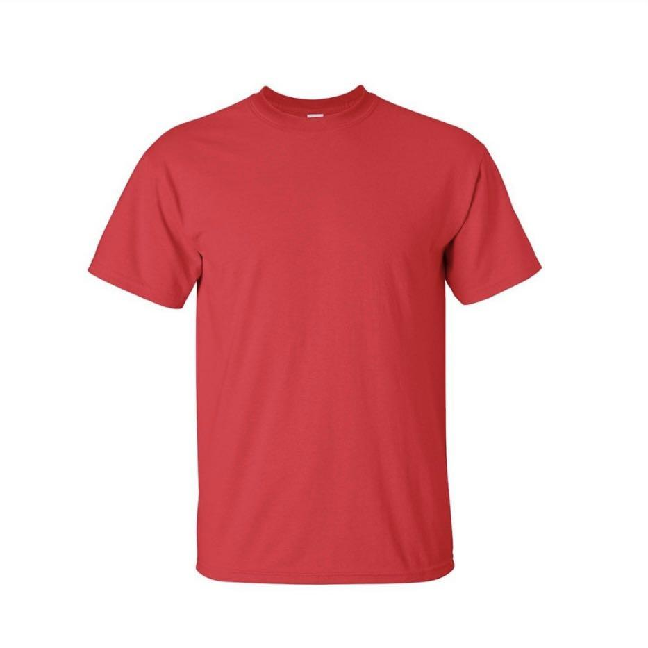 Gildan 2000 - Red Adult Ultra Cotton T-Shirt