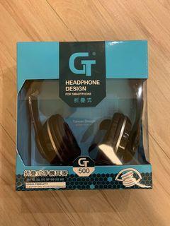 Glitter Headphones 頭戴式耳機 #全新未折