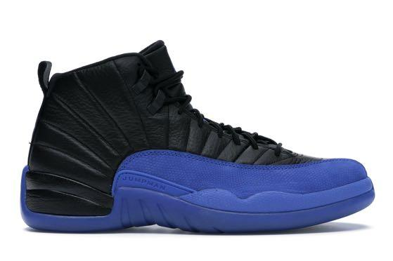 Jordan 12 game royal size 6.5