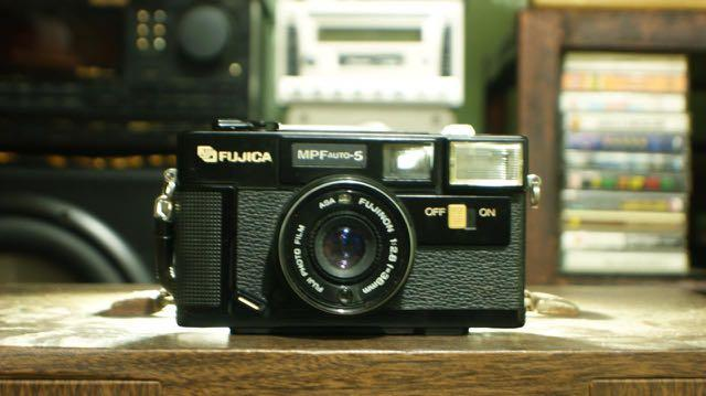 Kamera Analog FUJICA MPF Auto-5 Made In Japan