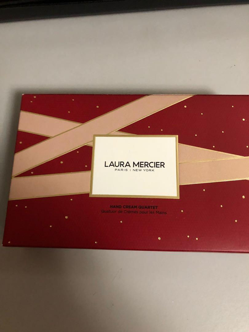 Laura Mercier Hand Cream Set