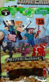 Minecraft blind pack