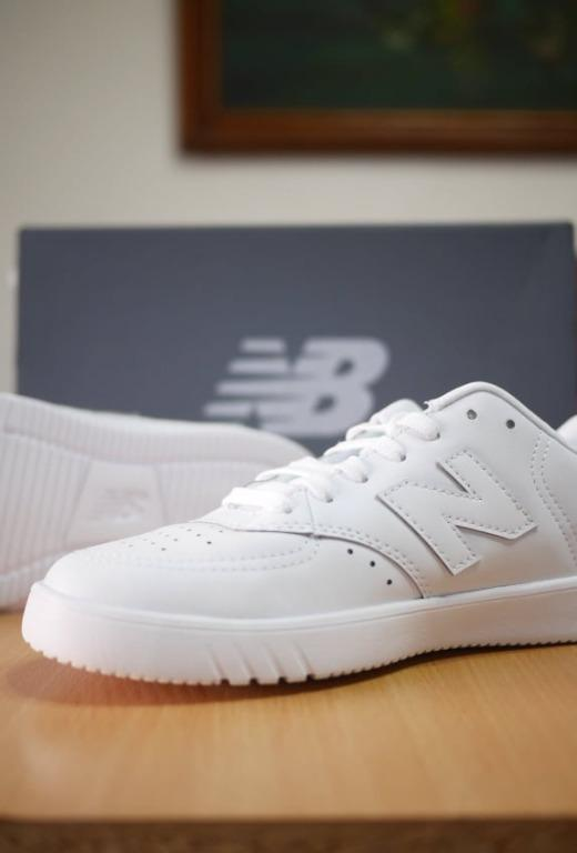 New balance white shoes size 23.5cm CT05 Lifestyle Shoes for Men ...