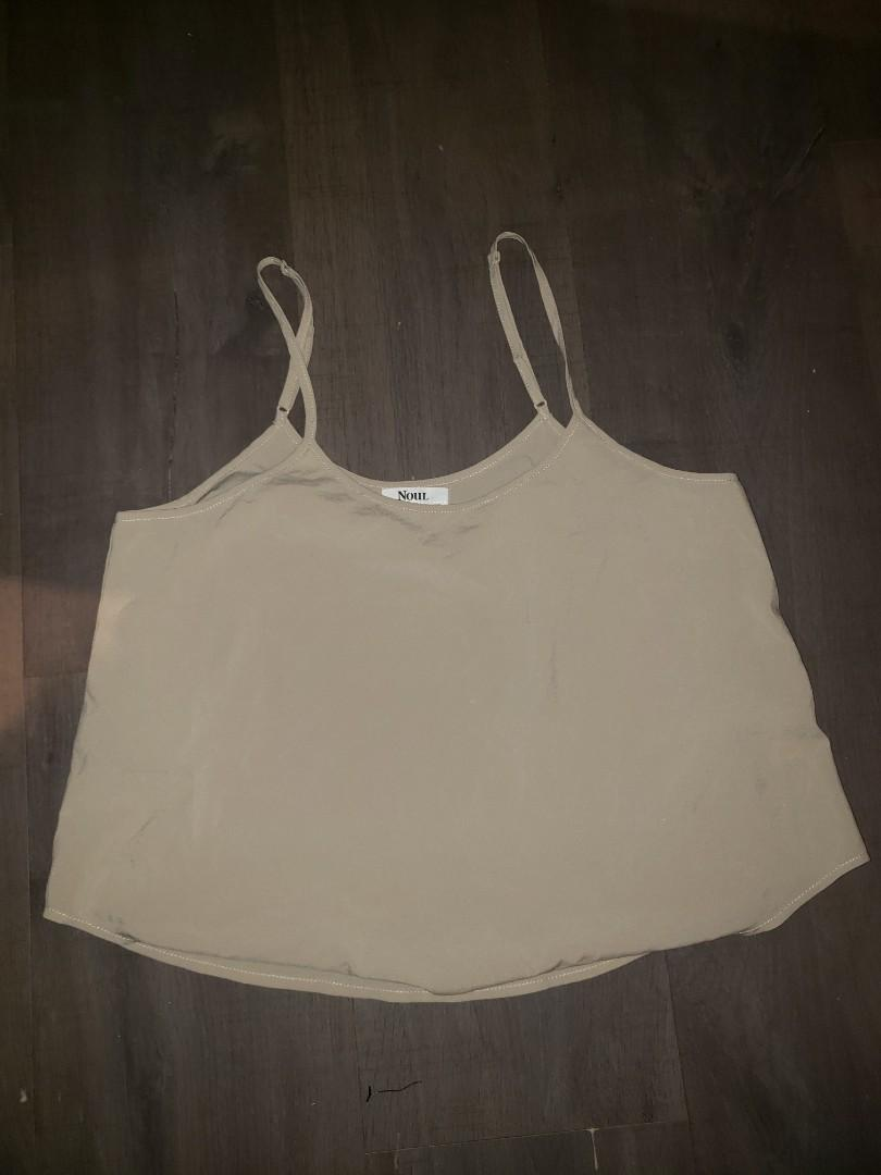 Oak and fort tank top