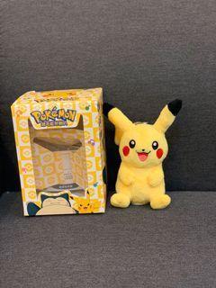 Pokemon pikachu 寶可夢 神奇寶貝 絨毛藍芽喇叭 音響