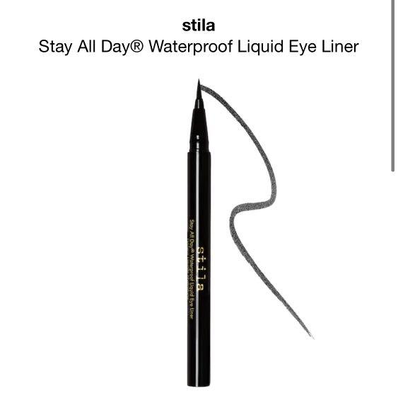 Stila waterproof eyeliner