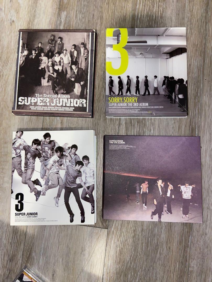Super Junior CD