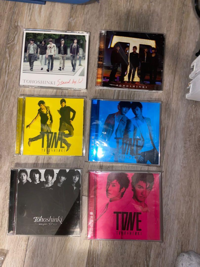 DBSK (Toshoshinki) CD