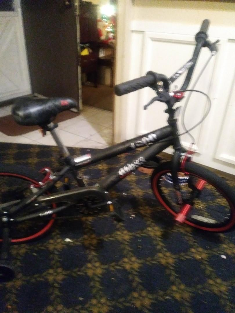 18' kids bike ..like nee