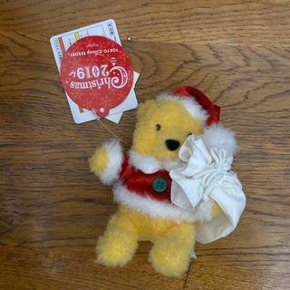 2019 迪士尼 聖誕節 娃娃吊飾