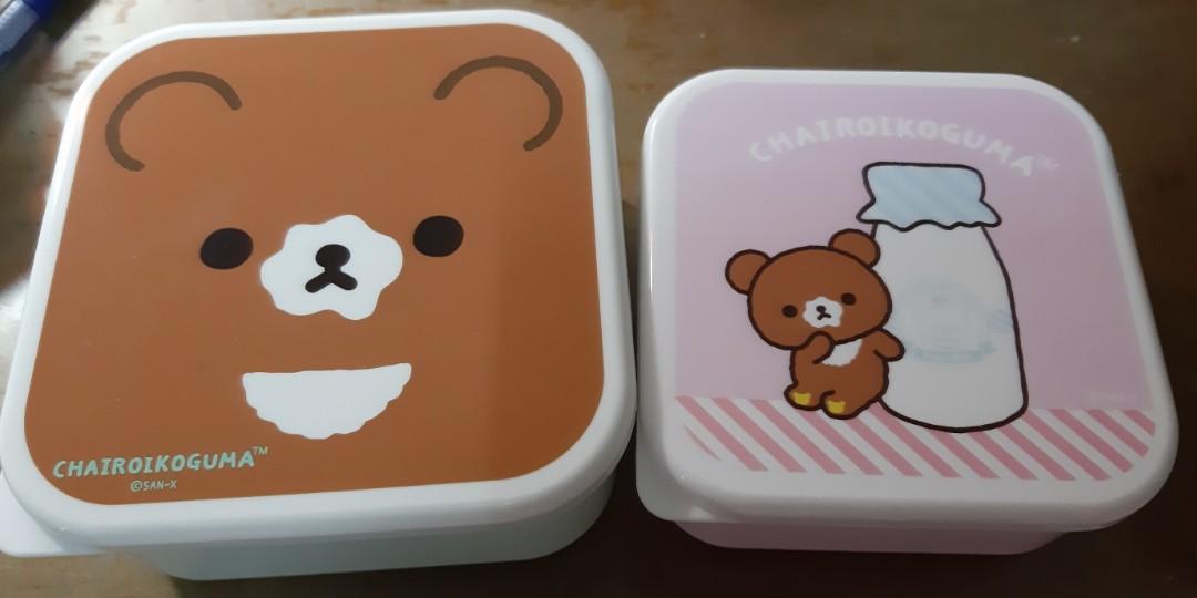 拉拉熊餐盒#2020掰掰