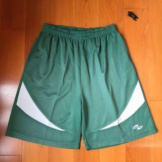 《清倉》海尼根綠透氣籃球褲