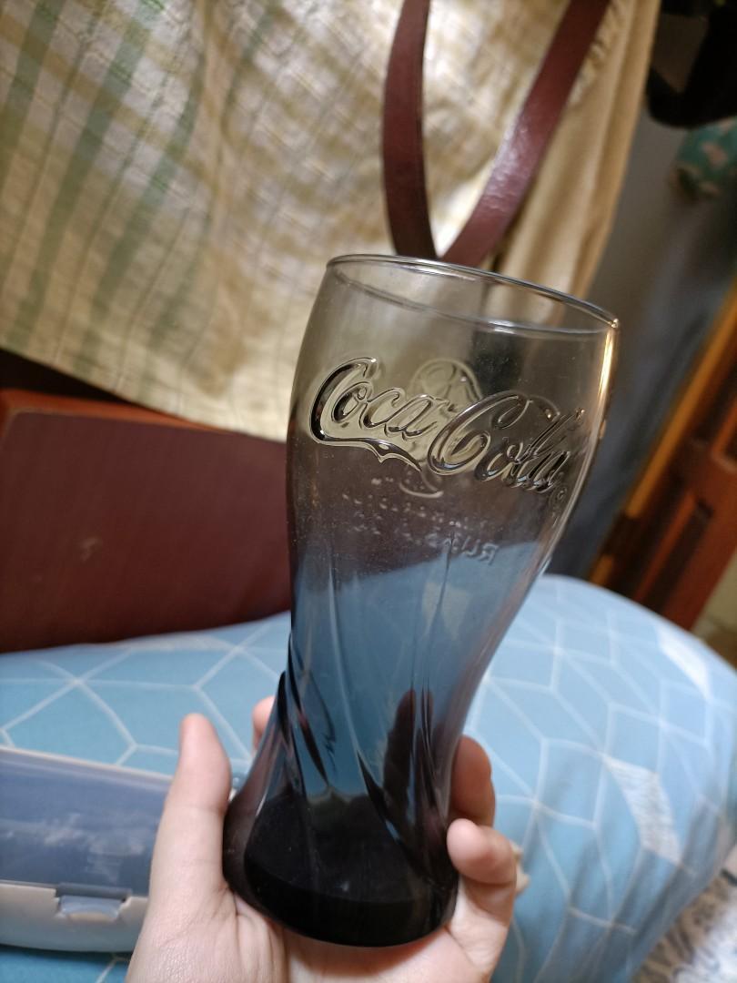 玻璃杯 可口可樂 沒用過 絕版