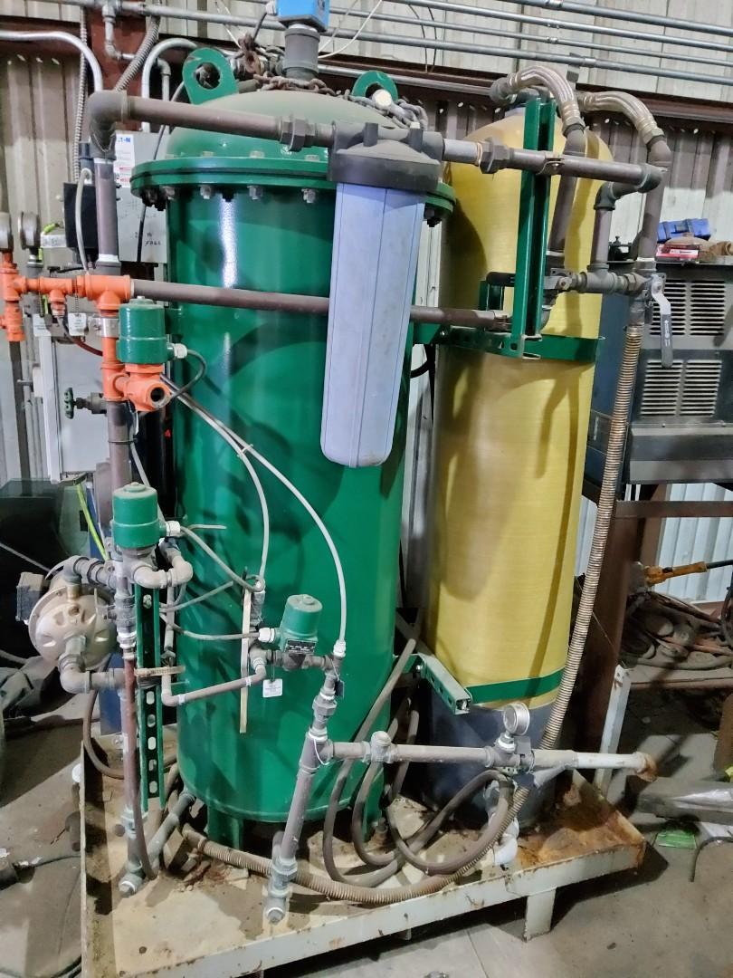 Bilge Water Filtration system