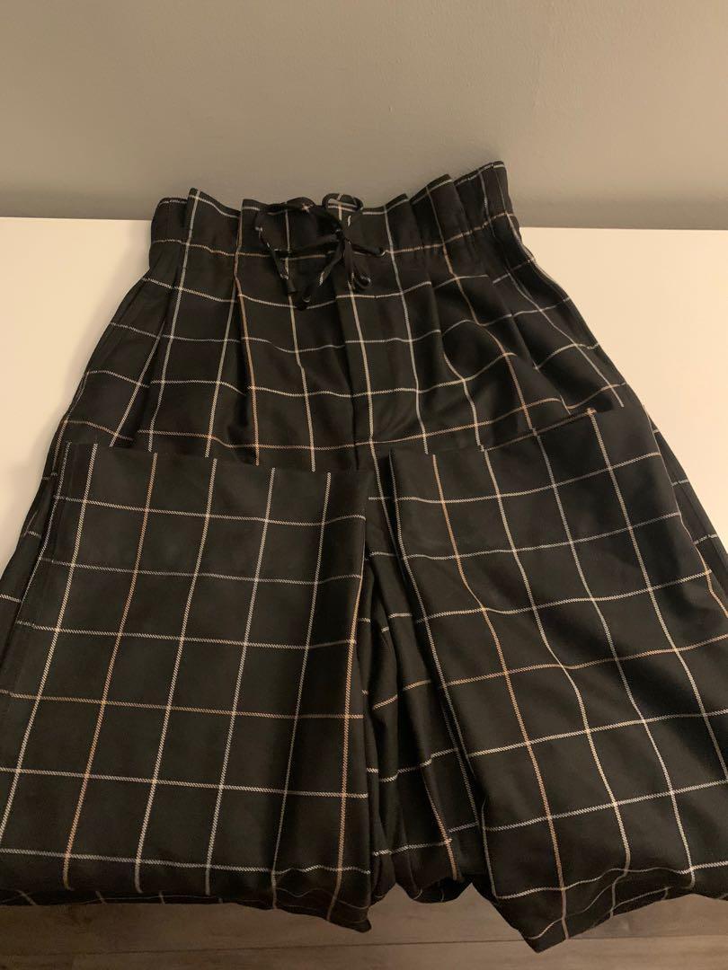 HM high waist trouser