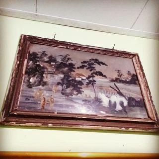 Lukisan Antik China oriental