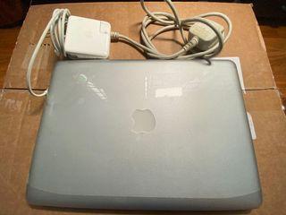 MacBook 13 Alu late 2008