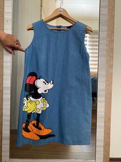 Minnie Mouse Soft Jeans Dress