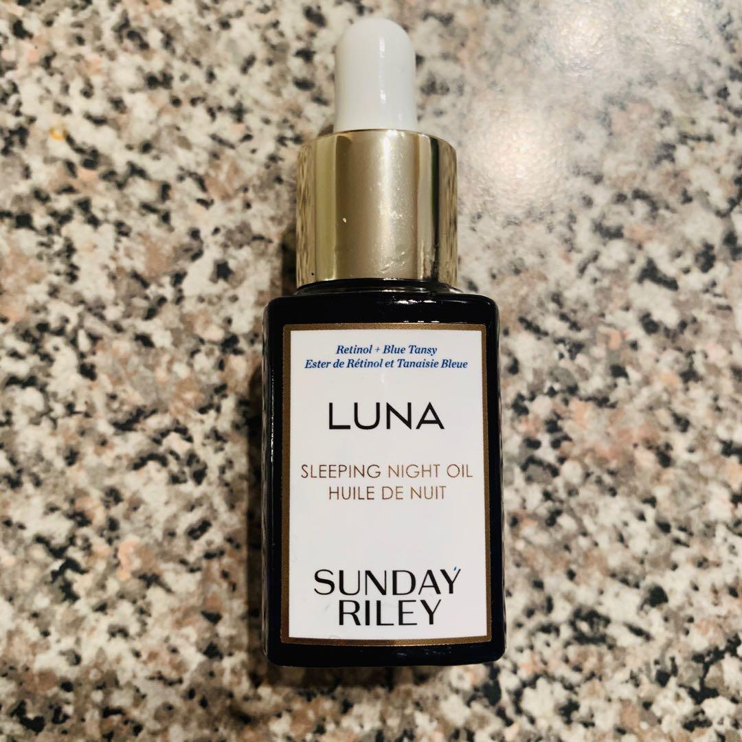 NEW & FULL SIZE SUNDAY RILEY Luna Sleeping Oil 15ml