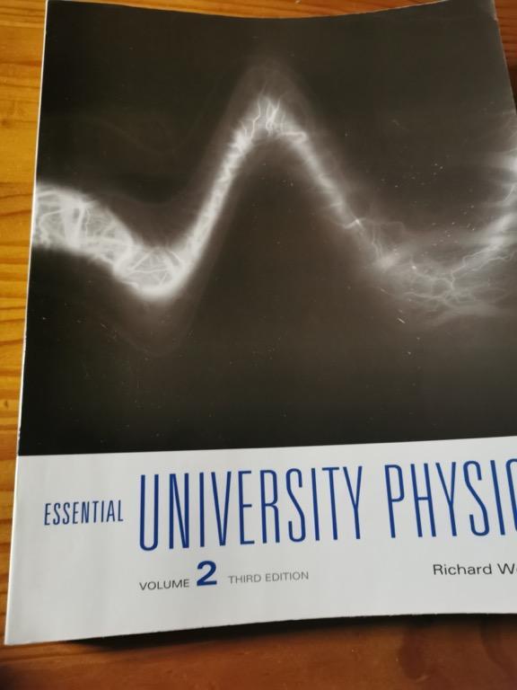 Physics (PHY131) textbook