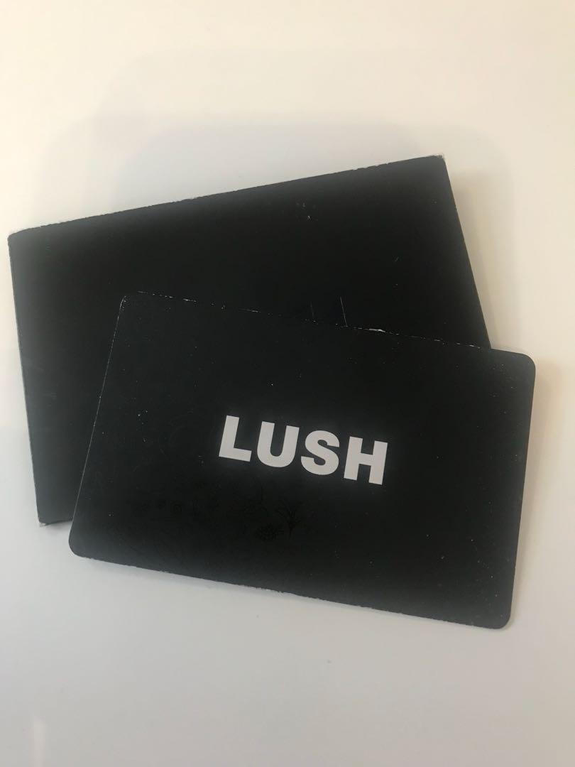 $100 Lush gift card