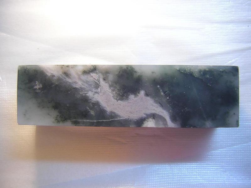 海藻玉印章~海草玉印章138.5mm(13.8公分)大支款~