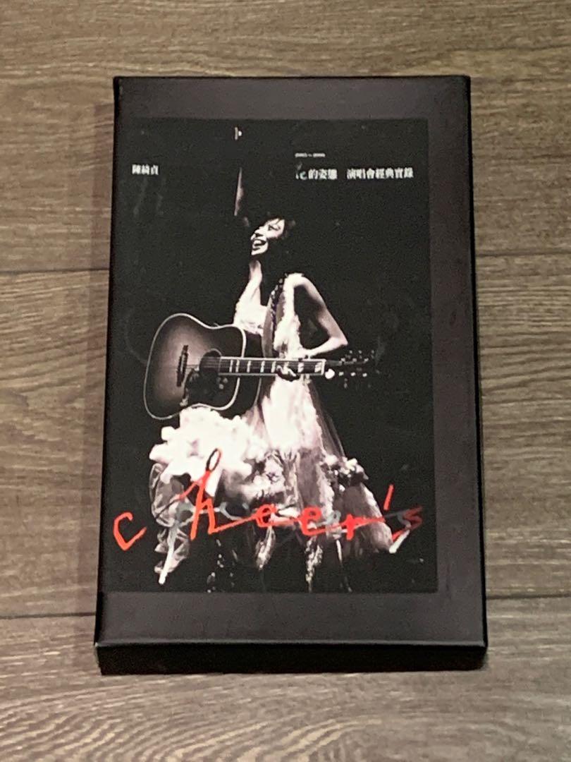 降!「二手」陳綺貞 花的姿態 演唱會CD+DVD