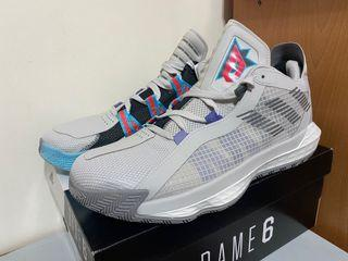 "adidas dame 6 ""playoff pack"" #全新未拆"