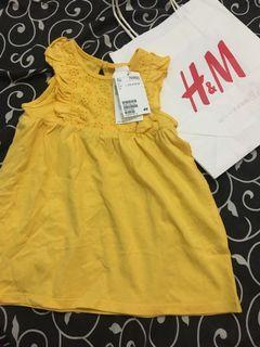 Baby dress hnm