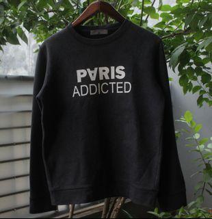 CREWNECK GIORDANO (PARIS ADDICTED)