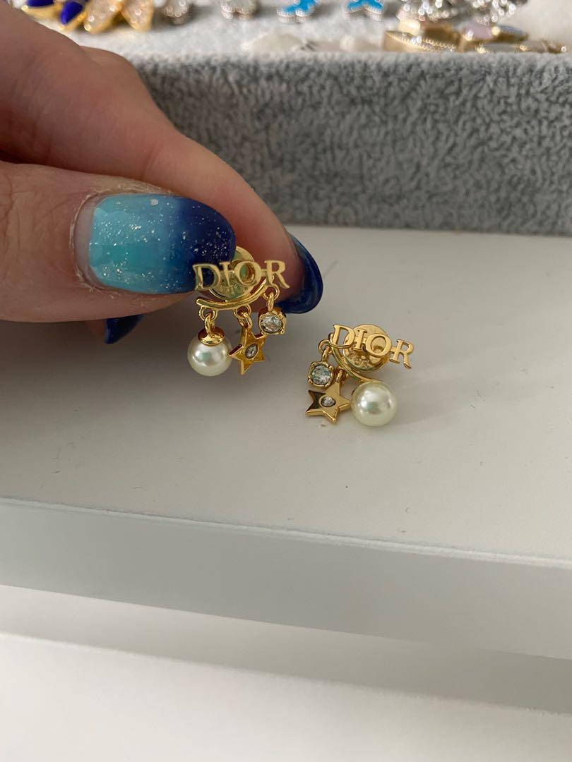 Dior Earring gold