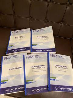 FRM part I Schweser notes