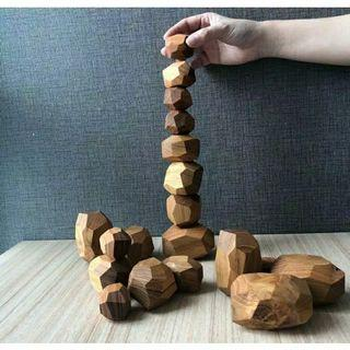 Jual BU Balancing Rock Asa Montessori