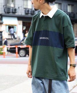 Kangol 日線 polo衫