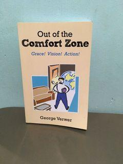 Out of the Comfort Zone by George Verwer