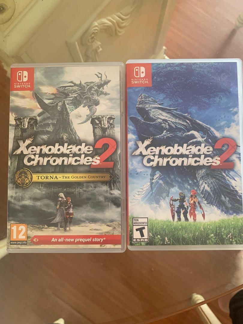 Xenoblade Chronicles Bundle of 2