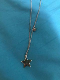 Zara 星星項鍊
