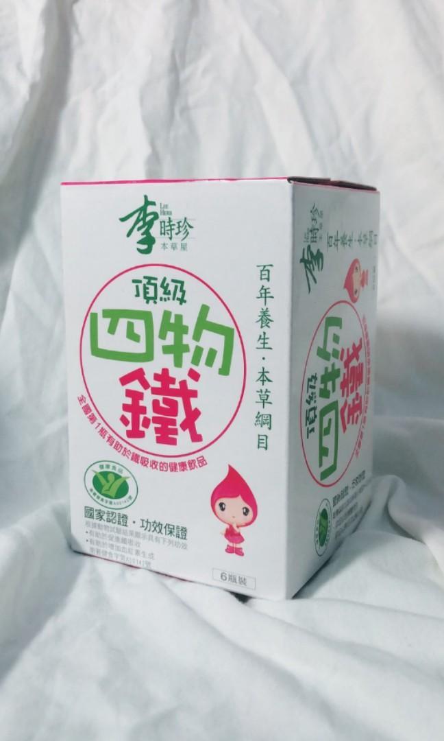 李時珍頂級四物飲(一盒6入)