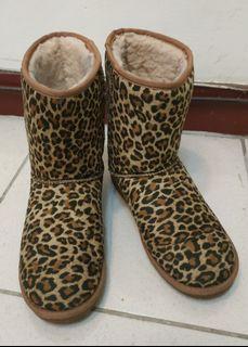 豹紋靴子#2020掰掰