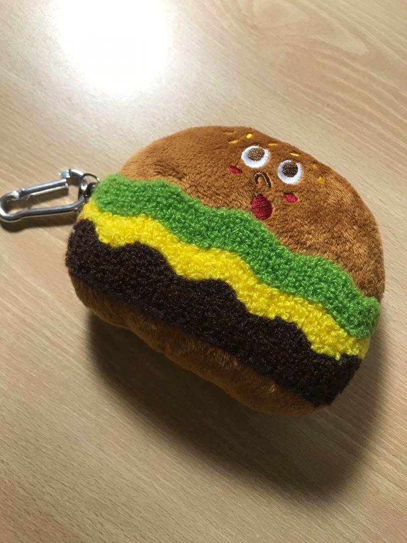 漢堡🍔票卡夾
