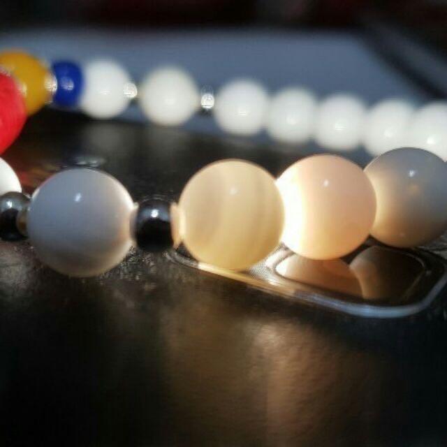 🌸祖祖水晶飾品🌸精雕硃砂硨磲手珠手鍊 避邪 擋煞 保平安
